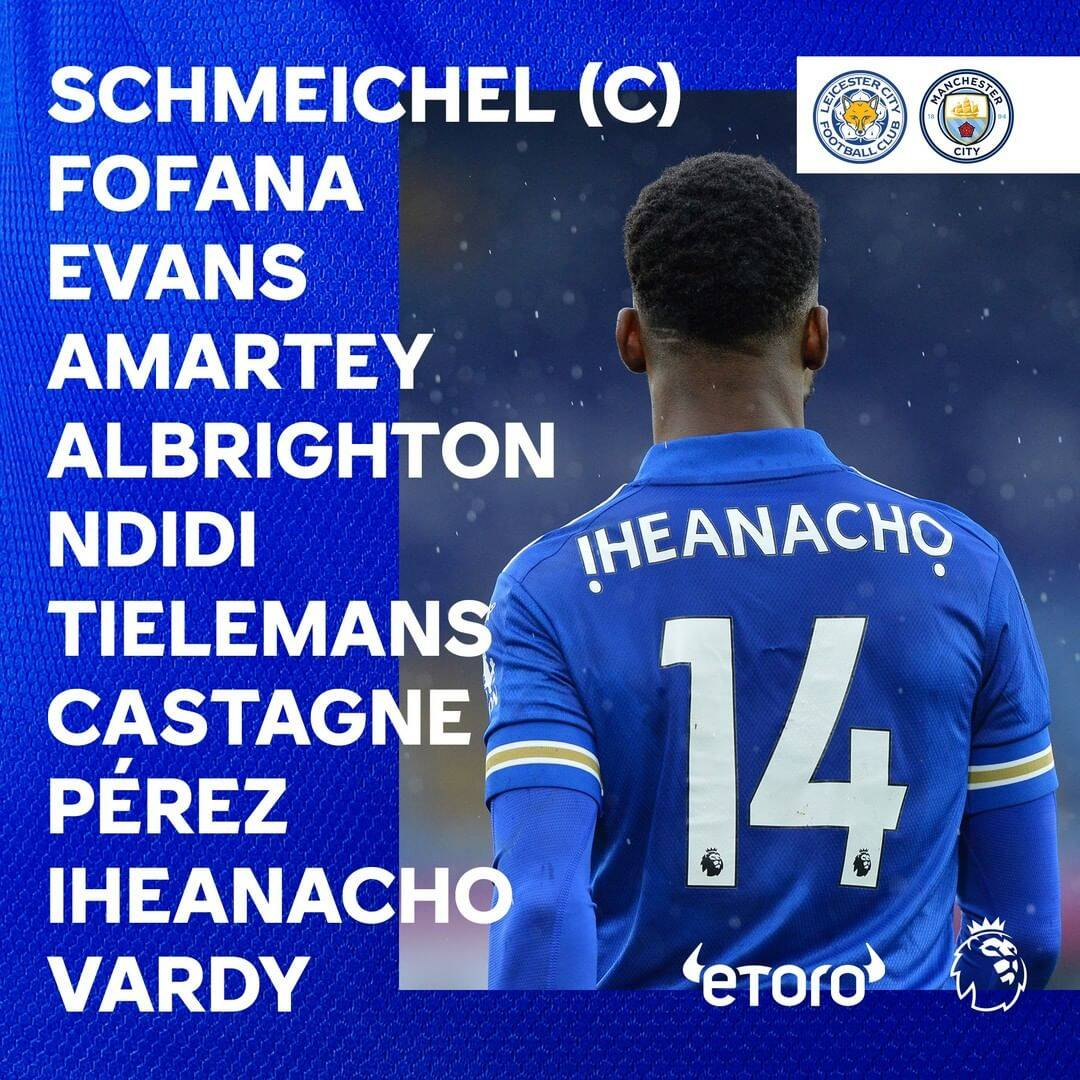 Leicester City by Mohamed Adel