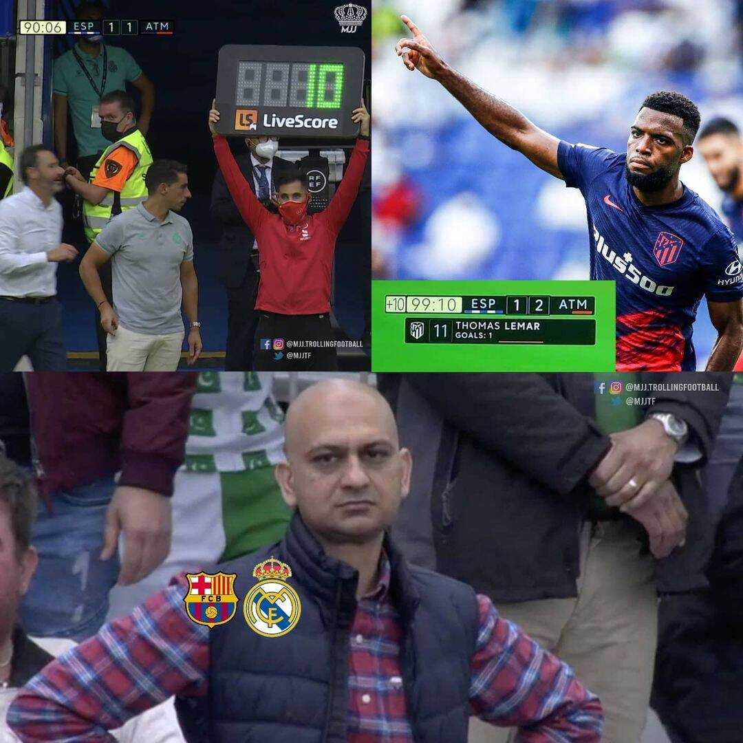 Atlético Madrid by Bassam Khalid